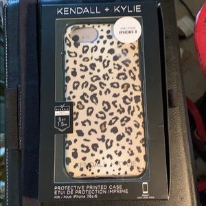 KENDALL + KYLIE IPHONE 8 case